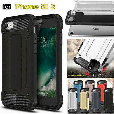For IPhone SE 2020 12 Pro Max 11 Xs XR 7 8 6 Shockproof Rugged Armor Case Cover • 3.79£