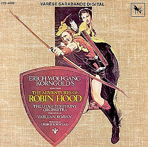 Adventures Of Robin Hood, Various, Good Import,Soundtrack • 16.77£