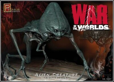 PEGASUS War Of The Worlds 2005 Alien Model Kit 03WPH02 • 21.86£