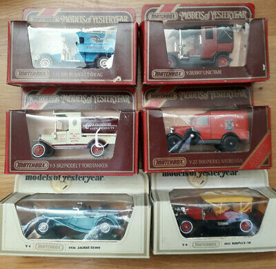 £5 • Buy Matchbox Models Of Yesteryear, Choice Of Many