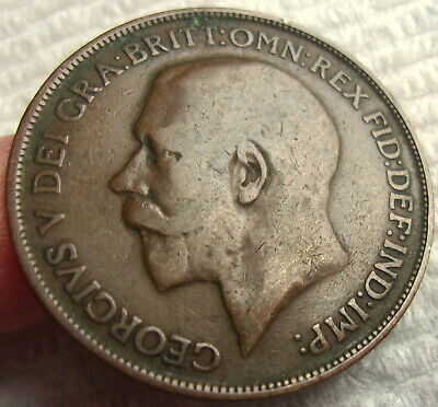 $9.99 • Buy Great Britain 1912 Queen Victoria One Penny Coin