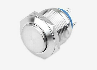 $ CDN4.88 • Buy Guitar Kill Switch Dome Killswitch Momentary Push Button 16MM Chrome For Fender