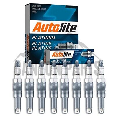 $82.05 • Buy New 8pc Autolite Platinum Spark Plugs For 2005-2008 FORD MUSTANG V8-4.6L