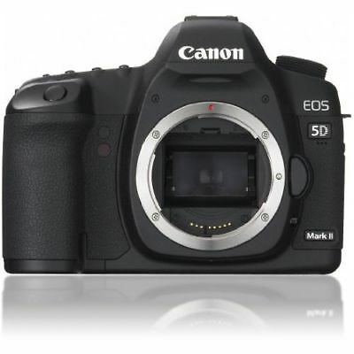 $ CDN1662.01 • Buy Near Mint! Canon EOS 5D Mark II 21.1 MP Full Frame Body - 1 Year Warranty