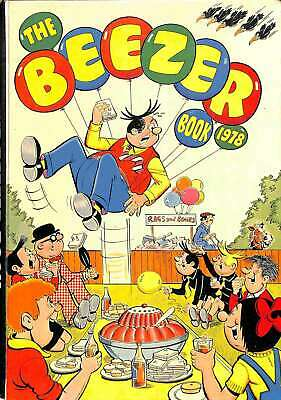The Beezer Book 1978, D C Thomson, Good Condition Book, ISBN • 3.27£