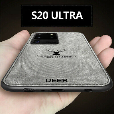 $ CDN3.88 • Buy For Samsung Galaxy Note 20 S20 Ultra S20FE Plus S10 Plus Leather Slim Case Cover