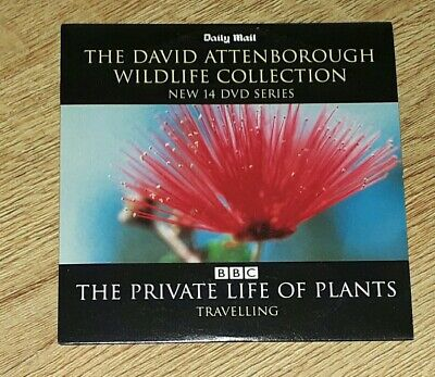 David Attenborough Wildlife Collection Dvd The Private Life Of Plants • 1.45£