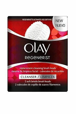 AU13.82 • Buy Olay Regenerist Replacement Cleansing Brush Heads