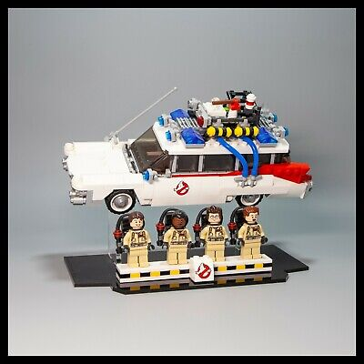 Ghostbusters Ecto 1 Acrylic Display Stand For LEGO Model 21108 • 10.99£