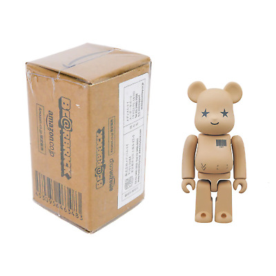 $74.99 • Buy Amazon Bearbrick 100% Medicom Be@rbrick Toy Amazon.co.jp Rare