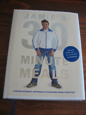 AU10 • Buy Jamie's 30 Minute Meals -jamie Oliver Large  Hbdj Excon