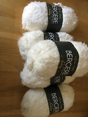 Bergere De France Yarn -  Teddy  Chunky 5 X 50gm Balls  • 22.50£