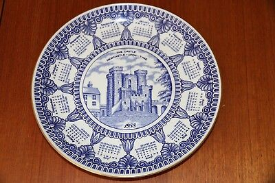 Ringtons 1988 Calendar Plate Excellent ConditionThe Castle Newcastle Upon Tyne • 4.99£