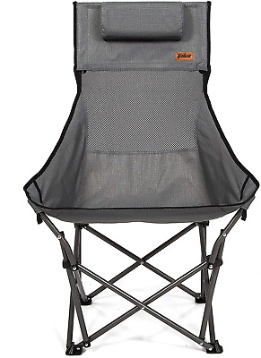 $66.65 • Buy Mac Sports XP High-Back Folding Camping Chair | Outdoor Back/Lumbar Support L...