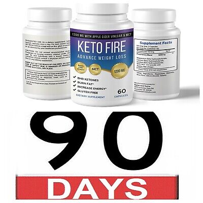 $11.29 • Buy Best BHB Keto Diet Pills 1200mg  Burn Fat- Advanced Ketosis & Weight Loss 90 Day