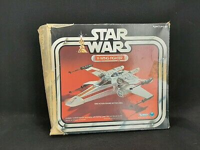$ CDN253.63 • Buy Vintage Star Wars X-Wing Fighter W/ Box Complete Kenner 1977