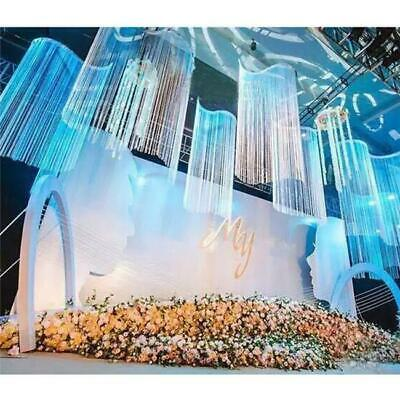 Glitter String Curtain Panel Door Fly Screen Room Divider Window Curtains HD • 5.55£