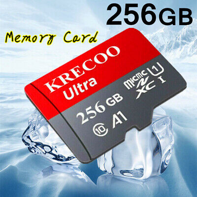 $9.99 • Buy Memory Card  64GB 128GB 256GB Micro Class10 Fast Flash TF For Cell Phone