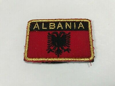$ CDN13.36 • Buy Albania Patch Police Army Military Badge Shoulder Patch Insignia Nato Albanian