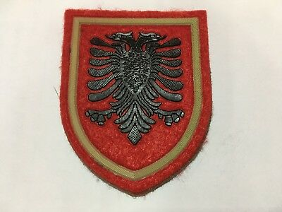 $ CDN10.69 • Buy Albania Army Military Patch Police Badge Shoulder Patches Insignia Albanian