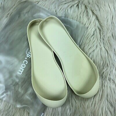 $22.99 • Buy NEW - Mahabis Size 40 Cream Replacement Rubber Slipper Soles