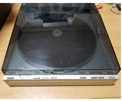 £310.21 • Buy Victor JVC L-E5  Fully Automatic Direct Drive Tracking Linear Record Turntable