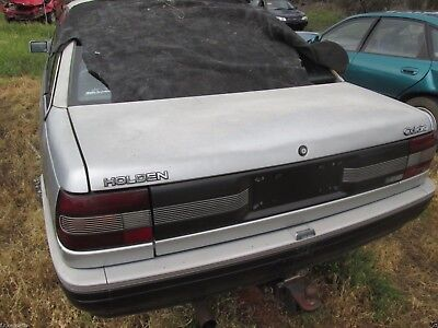 AU38 • Buy Holden Commodore VN Calais Complete Car For Wrecking 12/89 Silver Make Offer