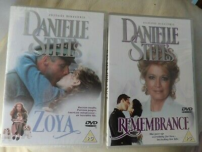 Danielle Steel's Zoya  + Danielle Steel's Remembrance SHRINK WRAPPED • 2.70£