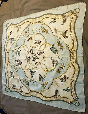 AU369 • Buy Hermes Silk Scarf
