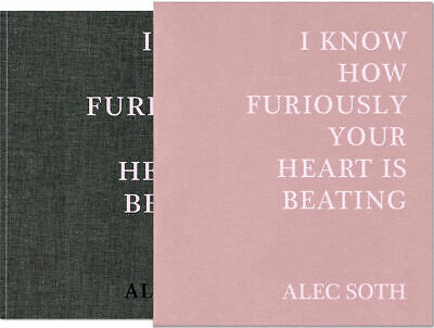 $999 • Buy BOOK + SIGNED PRINT: Alec Soth 'I Know How Furiously Your Heart Is Beating'