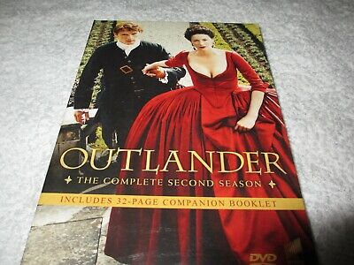 AU15 • Buy Outlander : Season 2 (DVD, 2016, 6-Disc Set) RR51