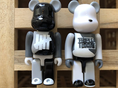 $425 • Buy Be@rbrick Undefeated 100% Mad Hectic & HH Bearbrick MEDICOM TOY