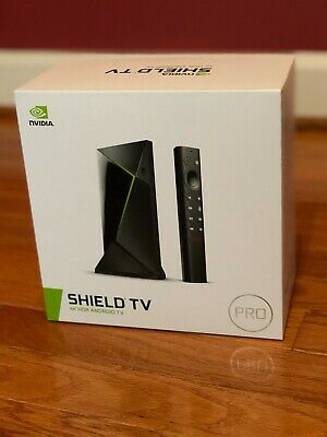 $ CDN326.60 • Buy New NVIDIA SHIELD TV Pro Streaming Media Player 4K HDR 16Gb 2019