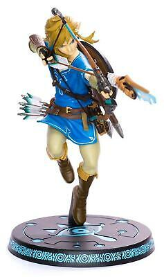 AU110.25 • Buy The Legend Of Zelda - Breath Of The Wild Statue - First 4 Figures Free Shipping!