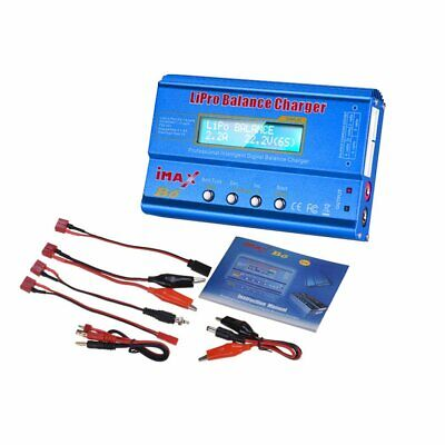 AU39.42 • Buy IMAX B6 80W 6A Lipo NiMh Battery Balance Charger Discharger For RC Car Drone