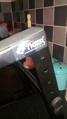 DJ Laptop Stand With Desk Clamps - Genuine Tiger Brand • 22£