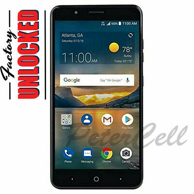 $107.77 • Buy ZTE Blade X2 Max 6400 6  Inch Screen 16MP Camera , 3/32GB , 4G LTE GLOBAL NEW!!!