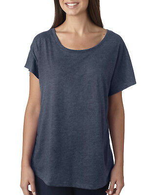 £4.71 • Buy Next Level Ladies' Triblend Dolman STOCK CLEARANCE!!