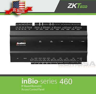 AU406.37 • Buy ZKTeco Inbio 460 Access Control Zk 4 Door Multifunction Door Board TCPIP RS485