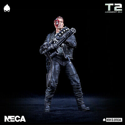 NECA - Terminator 2 Ultimate T-800 7  A/Figure [IN STOCK] • NEW & OFFICIAL •   • 34.95£