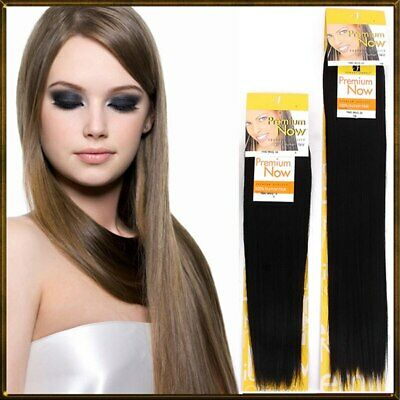 Premium Now Yaki Weave Human Hair 12  Inch - Colours Available In Description • 30£