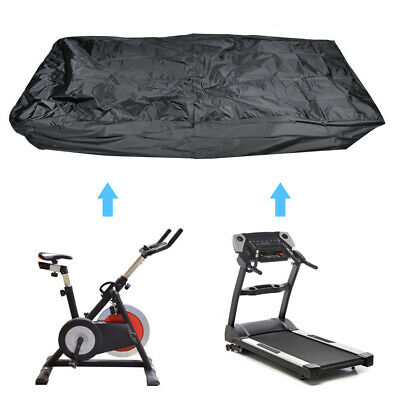 AU31.58 • Buy Treadmill Cover Waterproof Dustproof Running Machine Dust Protection Cover Black