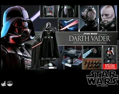 AU1199 • Buy Hot Toys Darth Vader 1/4 Sealed Special Edition New