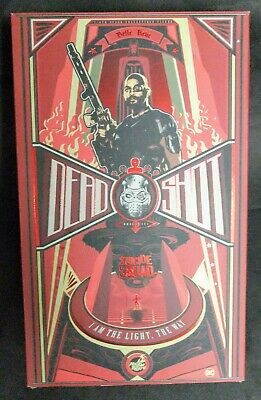 AU299 • Buy Hot Toys - Deadshot 1/6th Scale Action Figure MMS381