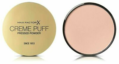 New Max Factor Creme Puff Pressed Powder  Shade Light And Gay 85 • 5.49£