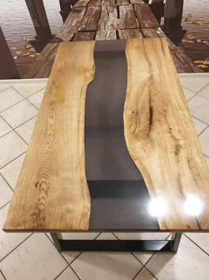 Resin Table, Coffe Table • 500£