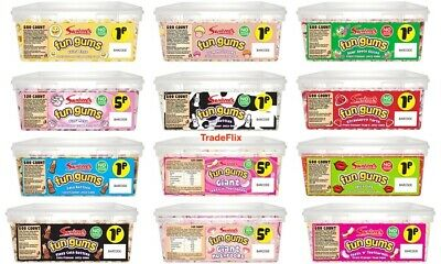 SWIZZEL'S & LOLLY MIX CANDY Buffet Box,Birthday Party Flavours!TUBS & PICK N MIX • 3.88£