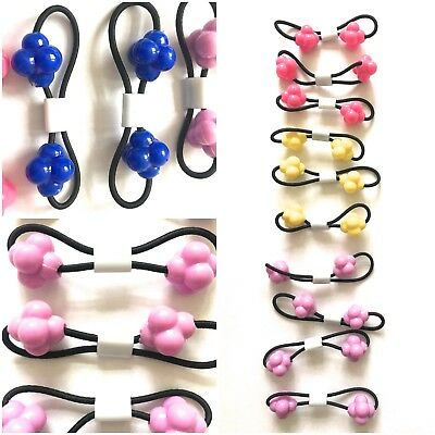 $ CDN5.10 • Buy Kids Hair Bobbles/girls Hair Elastics/ponytail Hair Bobbles Accessories New