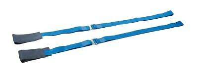 AU18.04 • Buy Heavy Duty Furniture Lifting & Moving Straps 3m Pack Of 2 - Silverline 311031