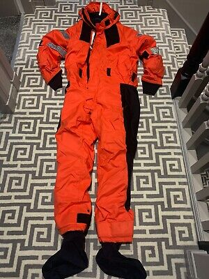Mullion Smart Solas Immersion Survival Suit Type 1A 1MG4 Offshore Transfer  • 265£